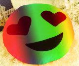 PP 면 Sruffed 6inch 견면 벨벳 Emoji 다채로운 장난감