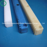 CNC, der Plastik-PA6 Zahnstange maschinell bearbeitet