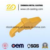 Wannen-Zahn mit dem hohen Mangan-Stahl-Stempeln