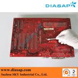 Tampon de coton de pièce propre pour les amplificateurs de brillance (SF-006)