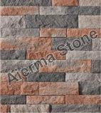 Pedra de Eldorado feita pelo homem (pedra de concreto)