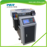 유리와 나무를 위한 세륨 승인되는 A2 UV 평상형 트레일러 인쇄 기계