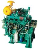 Motor Diesel da Motor-Potência do gerador da luz das estrelas