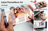Foto-Album des Mini-Farbe Tintenstrahl-DIY (bereifte Abdeckung)