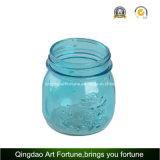 Botella de cristal del tarro por Vela Decoración Fabricante