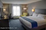 2016 Textiel Katoenen van 100% Beddegoed Van uitstekende kwaliteit dat voor het Vastgestelde Hoogtepunt van het Beddegoed van de Dekking van het Dekbed van het Dekbed van het Hotel wordt geplaatst - grootte