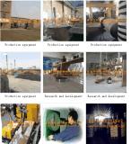 Zusammengeballter eingetauchtes Elektroschweißen-Fluss Sj301 für Stahlkonstruktion und schnelles einzelner Durchlauf-Schweißen