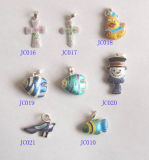 Sterling 925 Silver Charms (série JC)