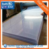 명확한 엄밀한 PVC 필름 380 Mircon 진공 형성을%s 투명한 PVC 필름