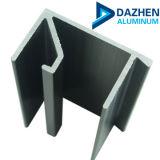 Am besten, das meiste populärer Strangpresßling-Aluminiumprodukt-Profil in Tanzania verkaufend