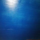 Madeira compensada da coberta do plástico de 1220 x de 2440mm para o edifício ou a decoração