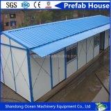 싼 가격 좋은 품질을%s 가진 가벼운 강철 구조물 건축재료의 환경 친절한 Prefabricated 집