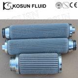 5 10 cartuccia di filtro riutilizzabile lavabile dalla rete metallica di sinterizzazione dell'acciaio inossidabile dai 50 micron