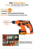 Martillo rotatorio de las herramientas eléctricas 12V con la batería dos (KD65)