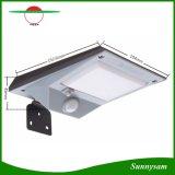 18 LED étanche Lumière solaire jardin extérieur lumière Mur d'urgence du capteur de mouvement IRP lampe solaire