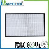 Alto filtro de aire de Effieciency HEPA