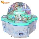 Dom de alta qualidade, Máquina de Venda Directa as crianças com moedas máquina de jogos Jogo de prêmio de loteria