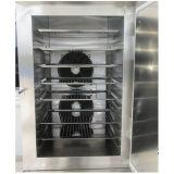 Congelador de ráfaga comercial de la máquina de la transformación de los alimentos para la venta