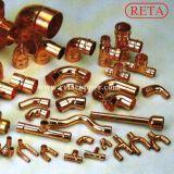 Encaixe En1254-1 de cobre padrão