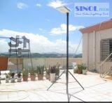 8 W à LED haute puissance Rue lumière solaire feux Solaire de Jardin (SNSTY-208)