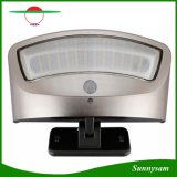 태양 빛 36 LED 운동 측정기 벽 정원 빛 방수 Sos 안전 밤 램프