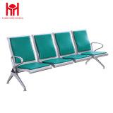 Fabrik-preiswerter Metallstahl 4 Seater Flughafen-Stuhl für Verkauf