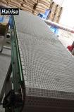 Convoyeur à bande modulaire en plastique de niveau supérieur d'hygiène avec la bonne qualité