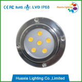 6X3w LED 표면 마운트 바다 빛/배 빛