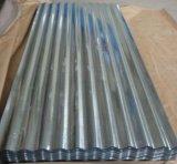 28 Bwg Bwg 34 оцинкованного листа крыши покрытые гофрированным железом в Африке