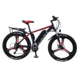 Cavo nascosto 27 velocità OEM lega acciaio motore elettrico telaio Bicicletta Mountain Ebike
