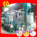 中国からの20tpdトウモロコシの製粉機械