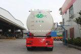 навального порошка 72cbm топливозаправщика трейлер Semi