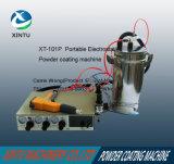 Machine d'enduit électrostatique de poudre de laboratoire