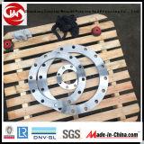 Flange do aço da caixa da flange do forjamento do grande diâmetro (300-6500mm)