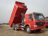 6*4 camion-benne / camion à benne basculante