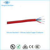 450 / 750V Cable de control de elevador flexible Muticore, cable para automoción