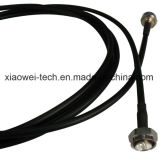 "1/4 "" asamblea de cable coaxial del puente de Superflexible"