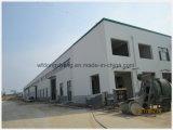 Oficina/armazém fabricados da construção de aço