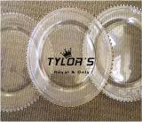 Gold et Silver Hobnail perles de verre Plaques de verre Tylors du chargeur