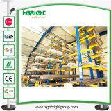 Tempo de Serviço Pesado de armazenagem de paletes Rack de depósito de armazenamento de dados de calibração