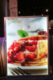Wasserdichtes Light Box mit Aluminum Snap Frame