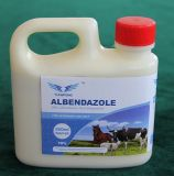 Mundaufhebung 2.5%Albendazole