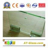 vetro temperato della stanza da bagno di 3-19mm/vetro Tempered usato per la costruzione della mobilia del portello della finestra