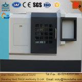 Máquinas de torno de CNC de corte de design novo para moldes feitos
