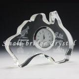 Au cristal Reloj de mesa (BJ0061)