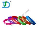 Wristband di vendita caldo del silicone 2017