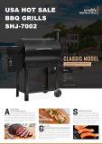 Digital-Temperaturregler BBQ-Gitter (SHJ-7002)
