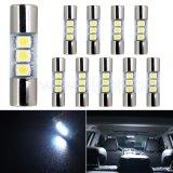 Targa di immatricolazione dell'automobile di S60 LED/Lamp-S60-29-003z5050 interno