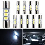 S60 Coches LED lámpara interior de la Matrícula /-s60-29-003Z5050