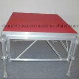 Высокая Qualityon продажи алюминиевых портативный этапе
